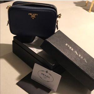 8b02faad1b41 new zealand prada saffiano mini camera crossbody bag nero black 116703  76401 40ab4; switzerland prada bags prada saffiano camera crossbody bag  35e40 38b24